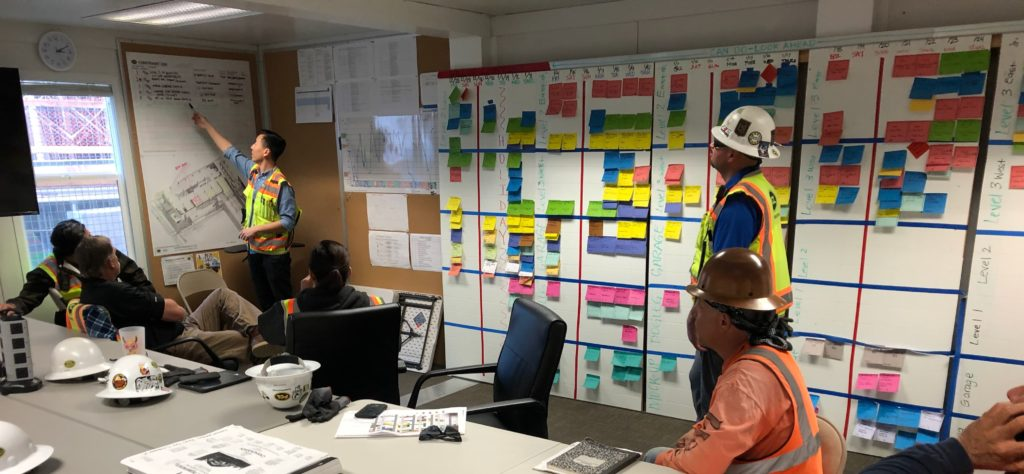 Formation Introduction Lean Construction